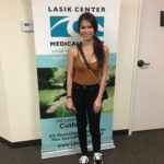 Orange county lasik patient
