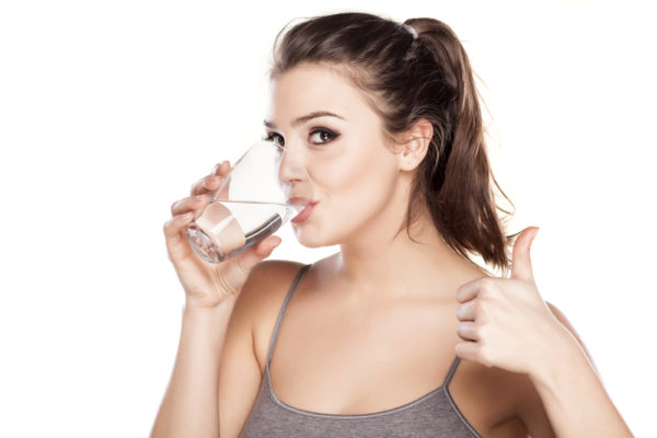 Fight Wrinkles with Proper Hydration