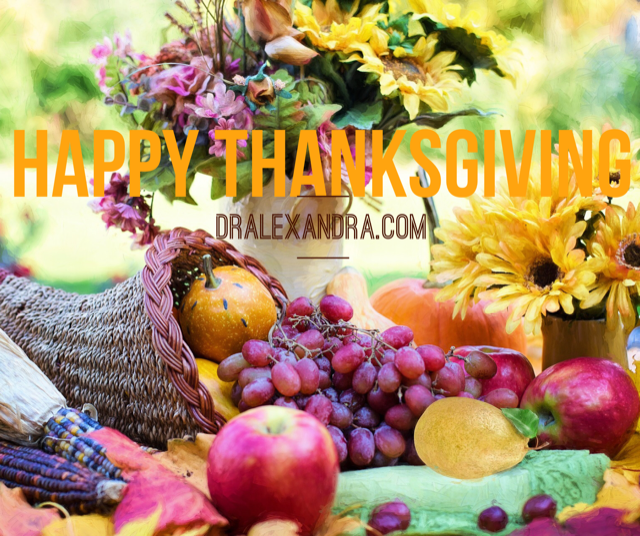 Thanksgiving promotion at Orange County Lasik