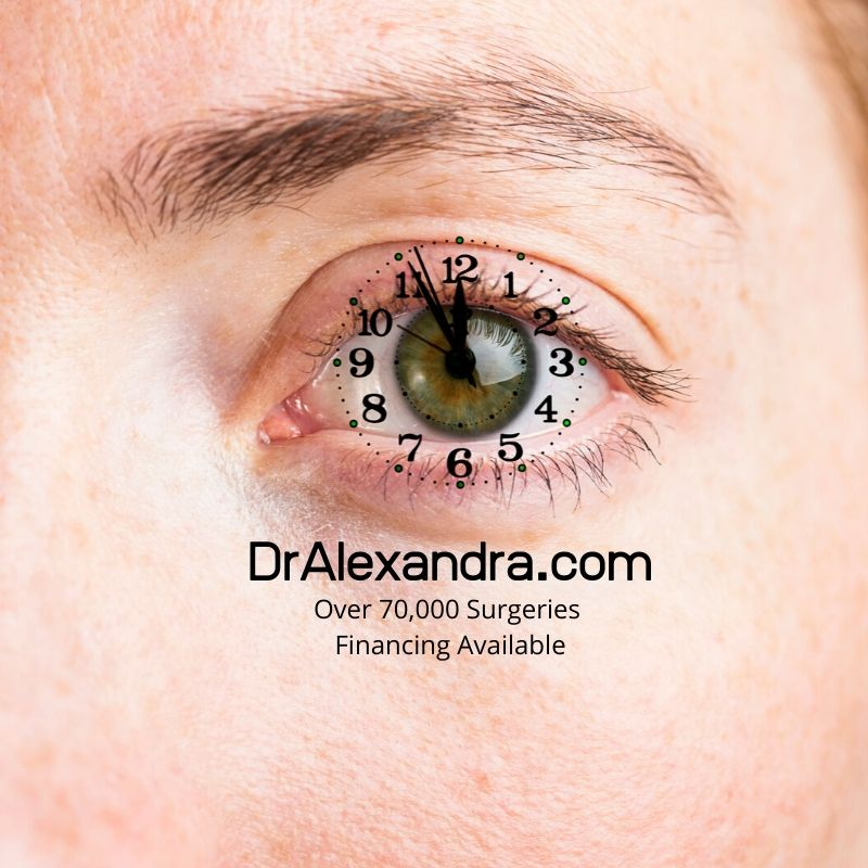 Eye Deterioration Vision Correction with lasik