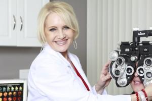 Dr. Alexandra Chebil, ophthalmologist, LASIK eye MD