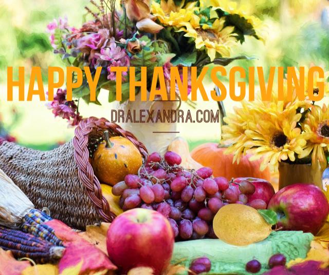 Thanksgiving promotion at Orange County Lasik