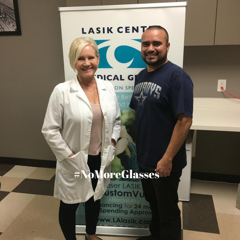 Orange County Lasik Patient in Newport Beach
