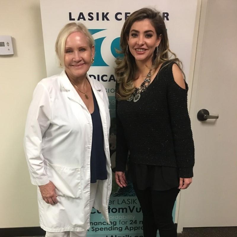Orange County PRK Lasik Patient