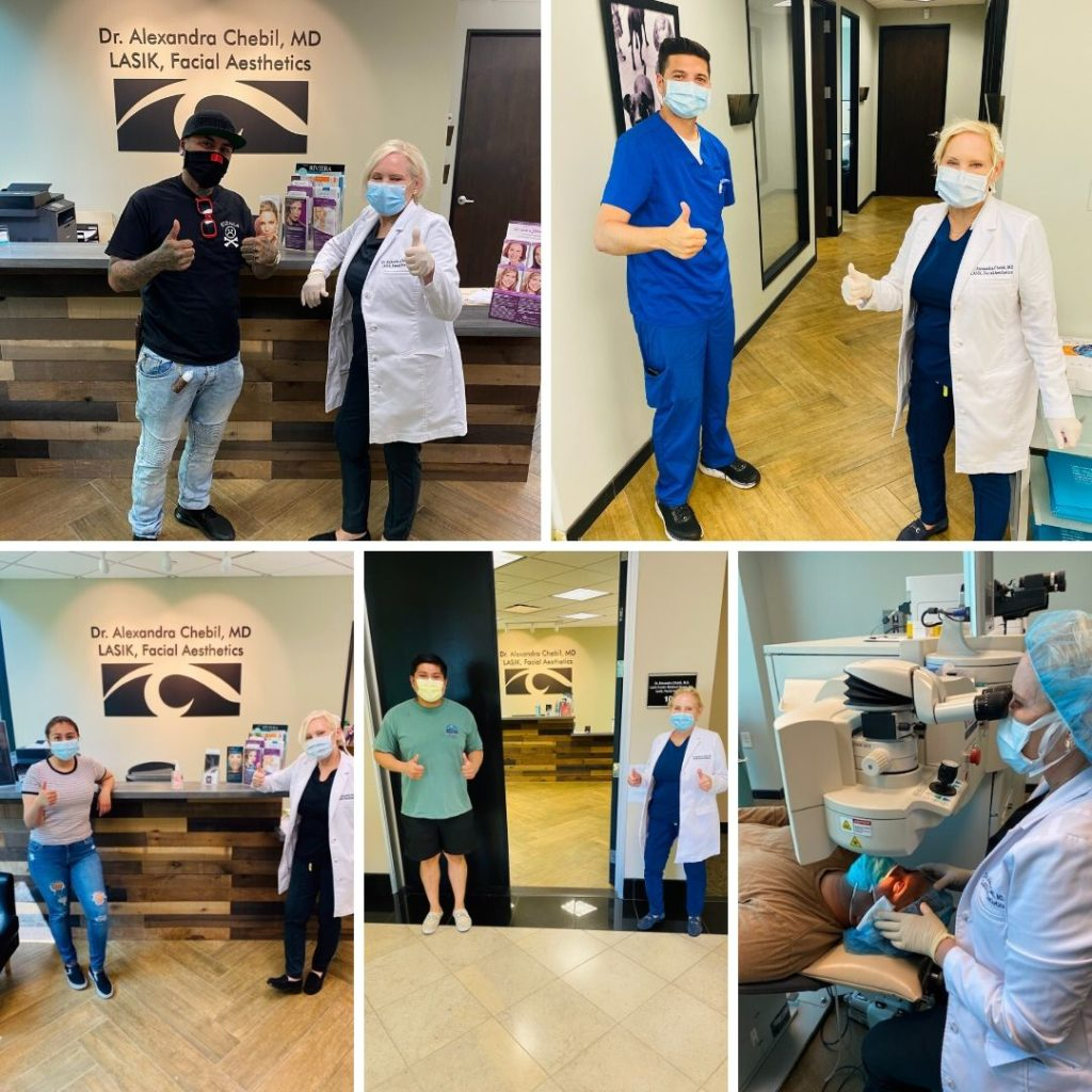 Professionals and Students Are Using the Quarantine to Achieve 20/20 Vision with Custom LASIK