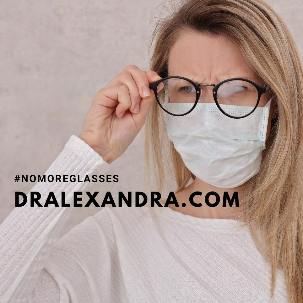 Eyeglasses and Masks Don't Go Well Together. Here's Why