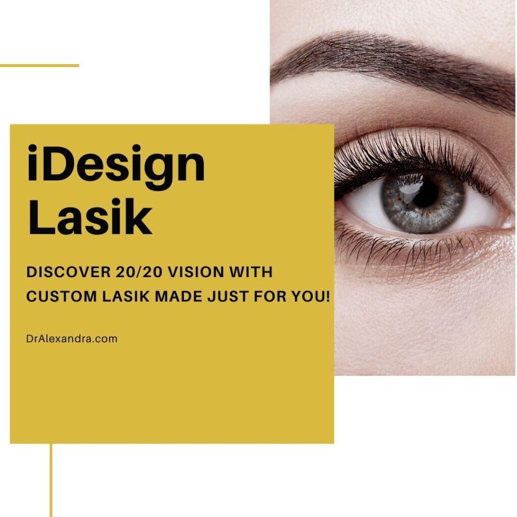 Conventional Lasik vs Custom Lasik