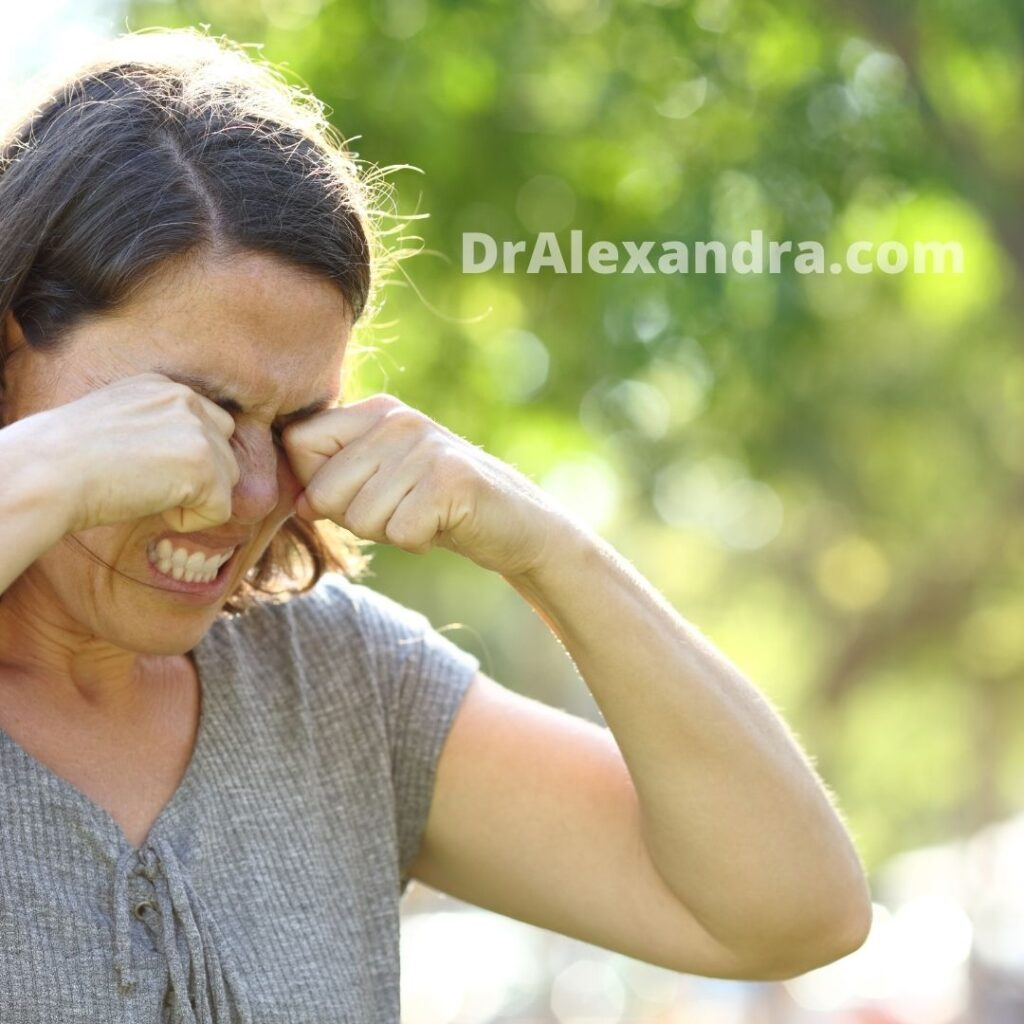 Eye Allergies in the Spring and What You Can Do